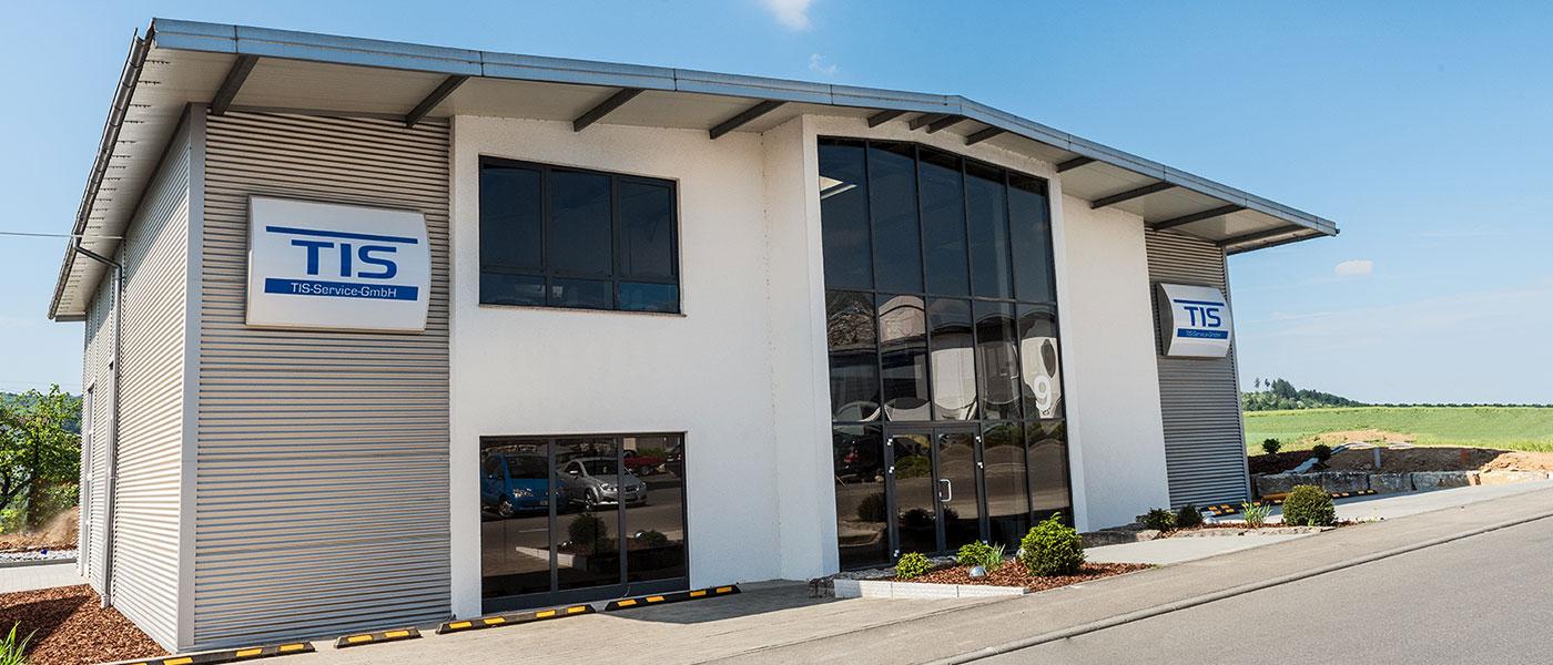 Firmengebäude TIS