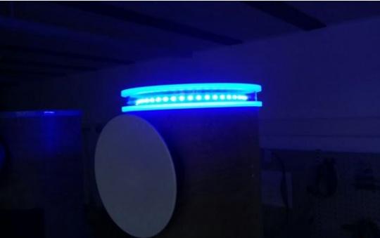 LED Kranz