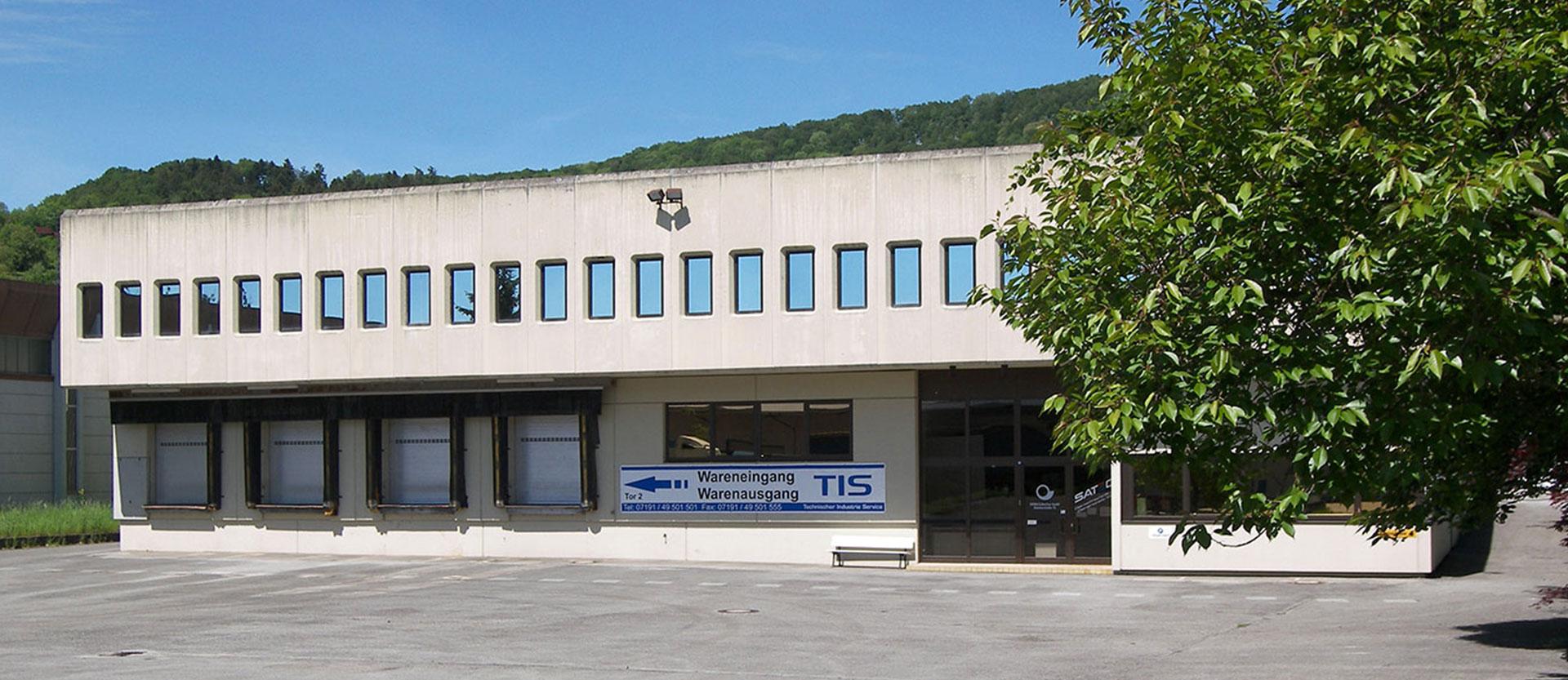 TIS-Techniklager