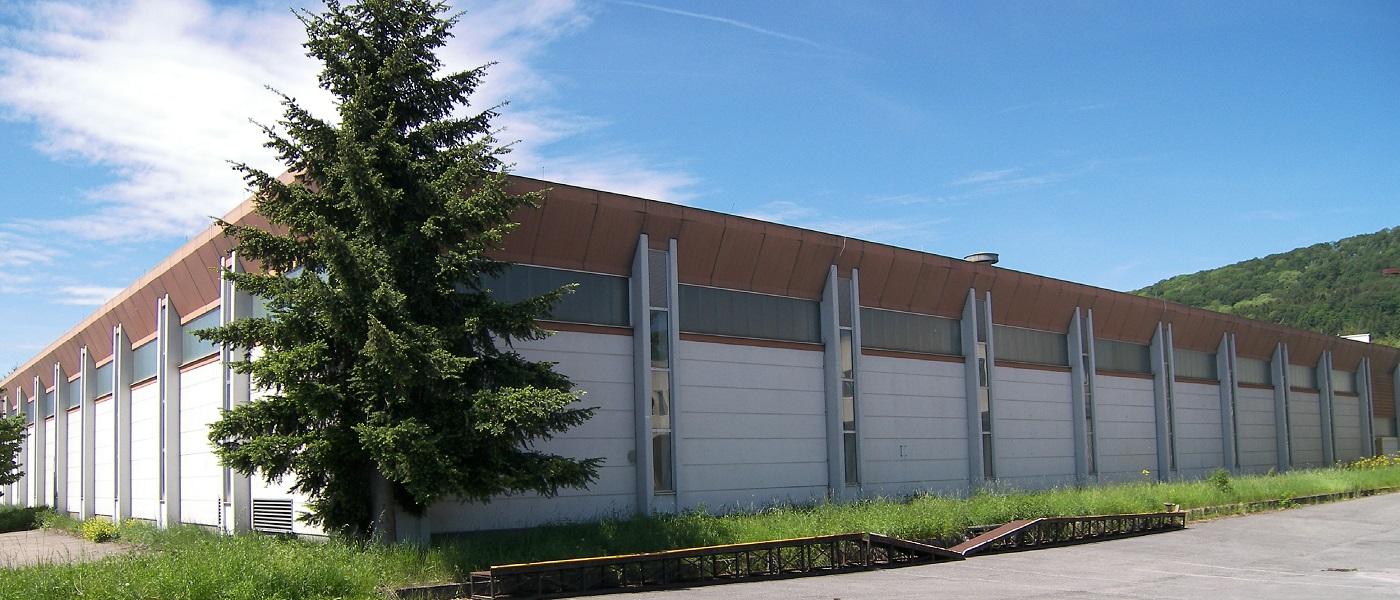 TIS Service GmbH - Produktionshalle